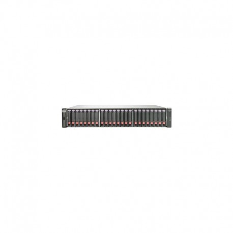 HP P2000 G3 FC MSA DC w/24 600GB 6G SAS 10K SFF HDD 14.4TB Bundle