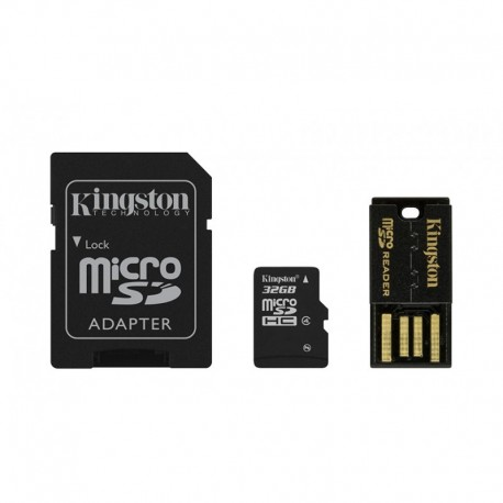 Kingston Technology 32GB Multi Kit