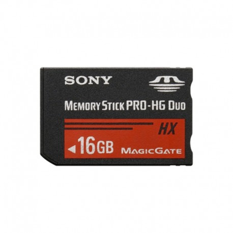 Sony 16GB Memory Stick Pro Duo™ High Speed 50MB/sec