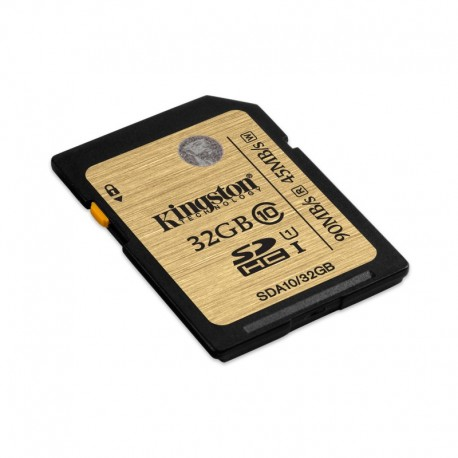Kingston Technology SDHC/SDXC Class 10 UHS-I 32GB