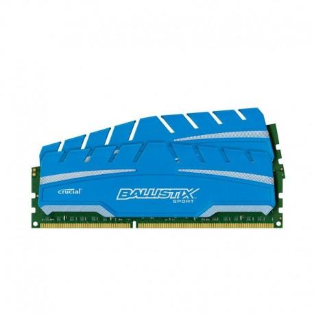 8GB (2x4) DDR3-1600 CL9