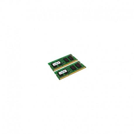 2x 2GB, DDR3, 1600MHz, 204pin