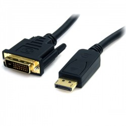 StarTech.com 6 ft DisplayPort to DVI Cable - M/M