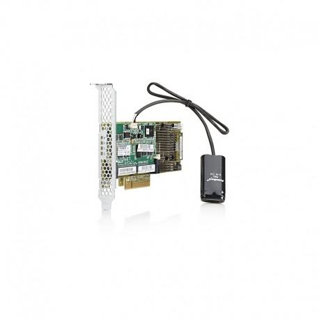 HP Smart Array P430/4GB FBWC 12Gb 1-port Int SAS