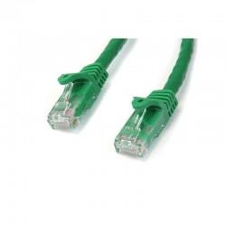 StarTech.com 1m Green Gigabit Snagless RJ45 UTP Cat6 Patch Cable - 1 m Patch Cord