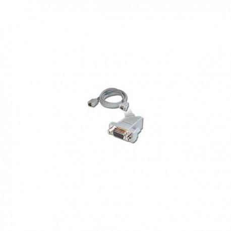 CablesToGo 10m Monitor HD15 M/F cable