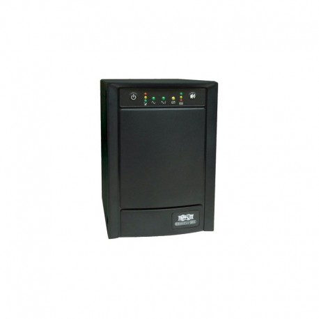 SmartPro 100/110/120V 1.05kVA 650W Line-Interactive Sine Wave UPS, SNMP, Webcard, Tower, USB, DB9 Serial