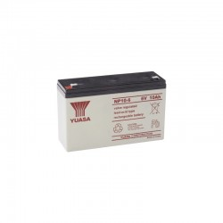 Yuasa Rechargeable Batteries