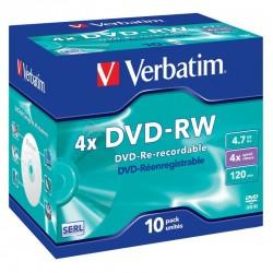 Verbatim Blank DVDs