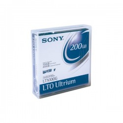 Sony Blank Data Tapes