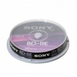Sony Blank Blu-Ray Discs