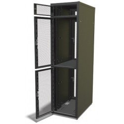 3 Compartment CCS CoLocation Server Cabinets