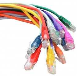 Cat5e RJ45 Patch Leads