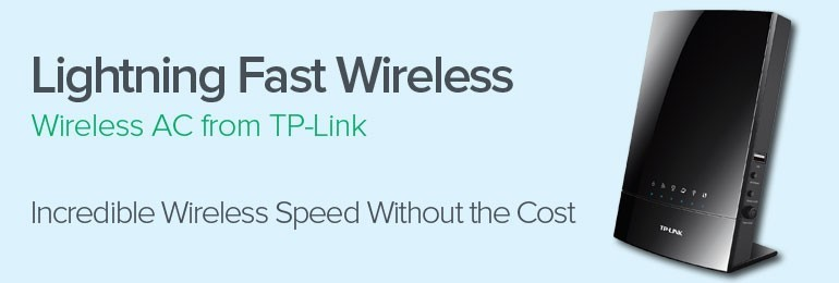 TP-Link Wireless AC